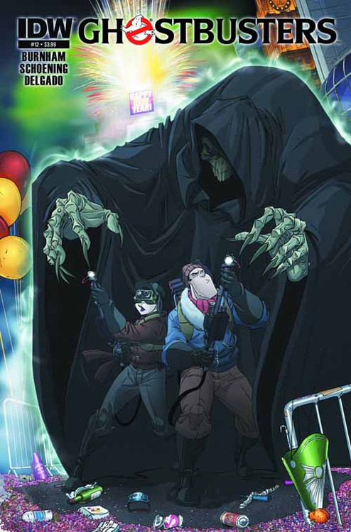 Ghostbusters #12 -- NOV130374