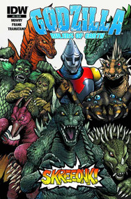 Godzilla Rulers Of The Earth #8 -- NOV130375