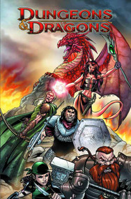 Dungeons & Dragons Fells Five HC -- NOV130379