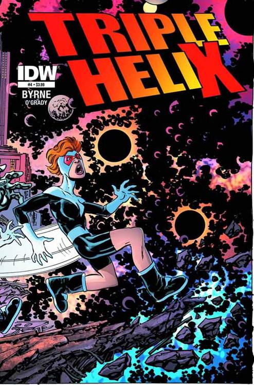 Triple Helix #4 (of 4) -- NOV130384