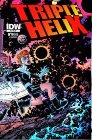 Triple Helix #4 (of 4) Subscription Variant -- NOV130385