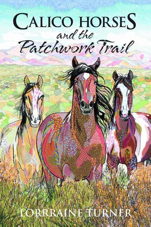 Calico Horses And Patchwork Trail TPB -- NOV130394