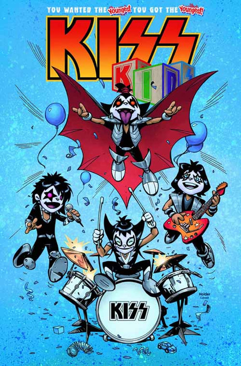 Kiss Kids TPB -- NOV130395