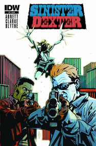 Sinister Dexter #2 (of 7) Subscription Variant -- NOV130404