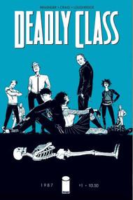 Deadly Class #1 (Mature Readers) -- NOV130407