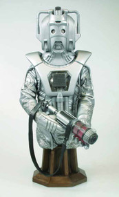 Doctor Who Cyberman Bust -- JUN121966