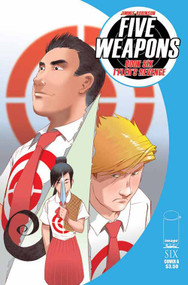 Five Weapons #6 Cover A Robinson -- NOV130426