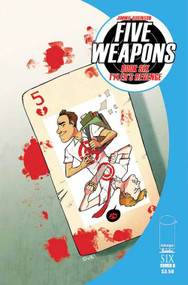 Five Weapons #6 Cover B Guillory -- NOV130427