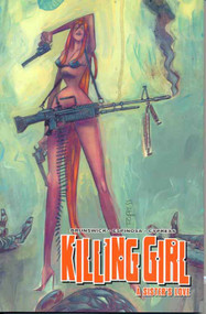 Killing Girl TPB Vol 01 A Sisters Love (Mature Readers) -- NOV130442