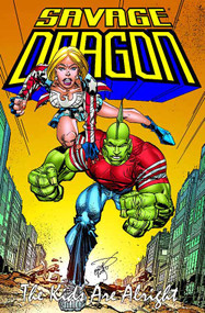 Savage Dragon Kids Are Alright TPB -- NOV130450