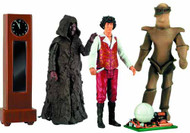 Doctor Who Keeper Of Traken Action Figure Set -- MAR121707