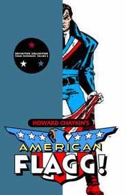 American Flagg Definitive Collection TPB Vol 02 -- NOV130455