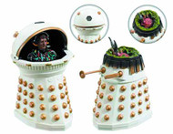 Doctor Who Davros & Destroyed Imp Dalek Action Figure 2Pk -- MAR121708