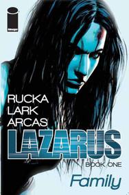 Lazarus TPB Vol 01 (Mature Readers) -- NOV130475