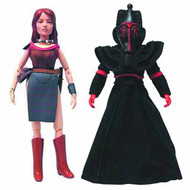 Doctor Who Leela & Sutekh 8-In Action Figure Assortment -- MAR131942