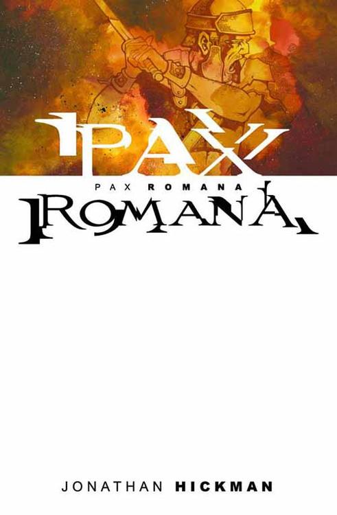 Pax Romana TPB Vol 01 (new Ptg) -- NOV130479