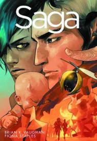 Saga TPB Vol 01 (Mature Readers) -- NOV130485