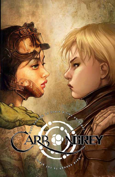 Carbon Grey Vol 3 #2 (of 2) Cover A Nguyen & Loh -- NOV130494