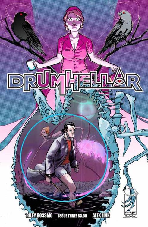 Drumhellar (Previously Strangeways) #3 (Mature Readers) -- NOV130500