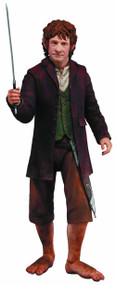 Hobbit Bilbo Baggins 1/4 Scale Figure -- J R R Tolkien -- MAR131946
