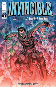 Invincible Universe #9 -- NOV130505