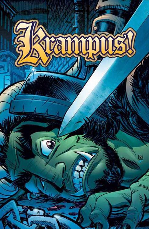 Krampus #2 -- NOV130506