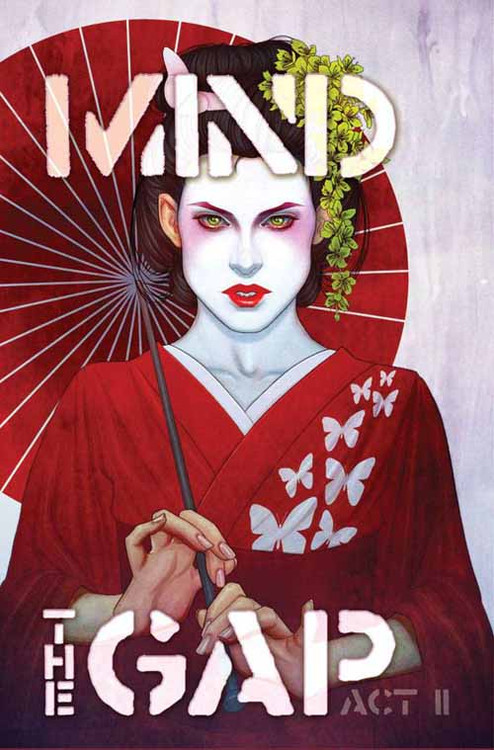 Mind The Gap #17 Cover B Frison -- NOV130510