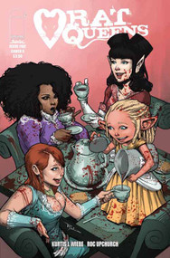 Rat Queens #5 Cover B (Mature Readers) -- NOV130517