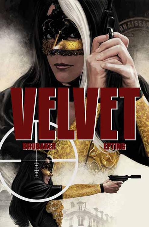 Velvet #4 (Mature Readers) -- NOV130530
