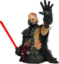 Star Wars Force Unleashed Darth Vader Mini Bust -- MAY101637U