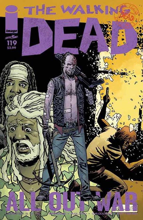 Walking Dead #119 (Mature Readers) -- Robert Kirkman -- NOV130532