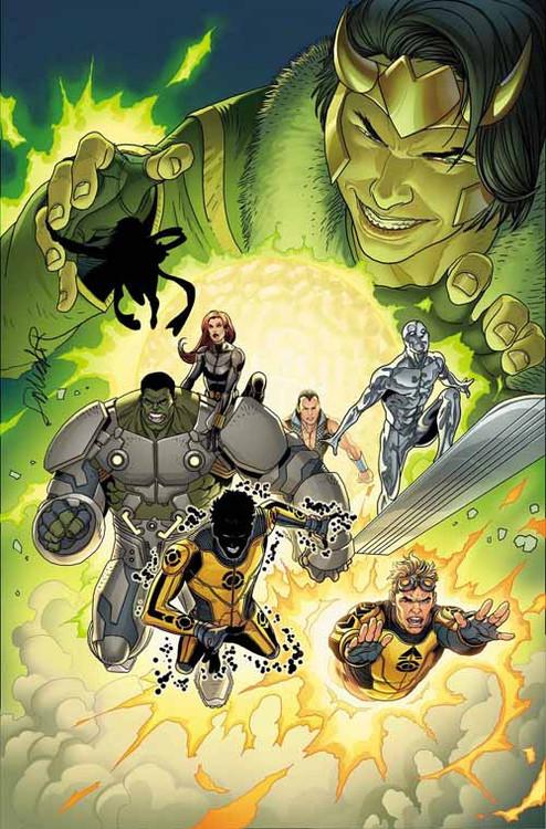 All New Marvel Now Point One #1 -- Avengers -- NOV130543