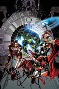 Avengers #25 -- NOV130579