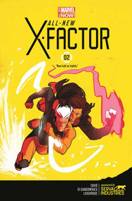 All New X-Factor #2 -- NOV130612