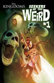 Disney Kingdoms Seekers Of Weird #1 (of 5) -- NOV130638