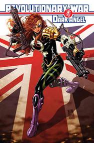 Revolutionary War Dark Angel #1 -- NOV130644