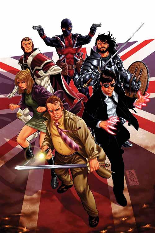 Revolutionary War Knights Of Pendragon #1 -- NOV130646