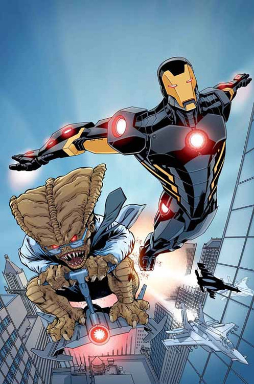 A Plus X #16 -- Avengers -- NOV130650