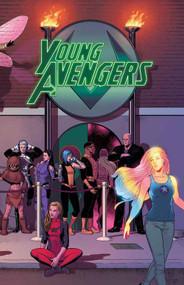 Young Avengers #15 -- NOV130653
