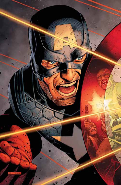 Captain America #15 -- Avengers -- NOV130675
