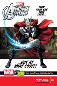 Marvel Universe Avengers Assemble #4 Syu -- NOV130679