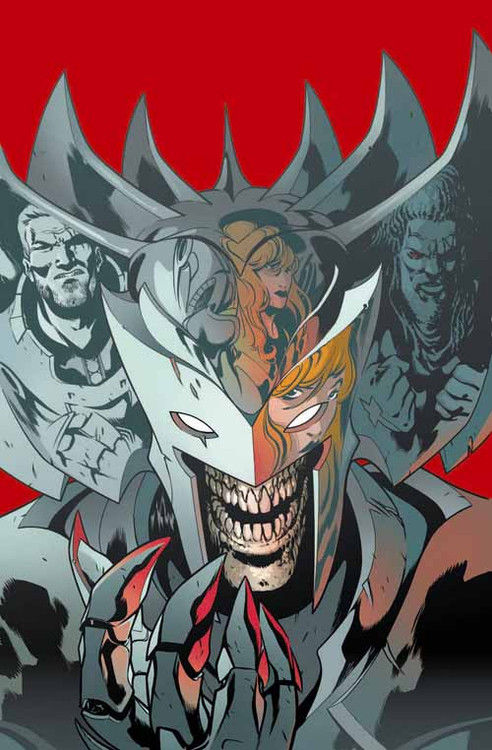 Uncanny X-Force #17 -- NOV130687