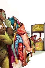 X-Men Legacy #23 -- NOV130691