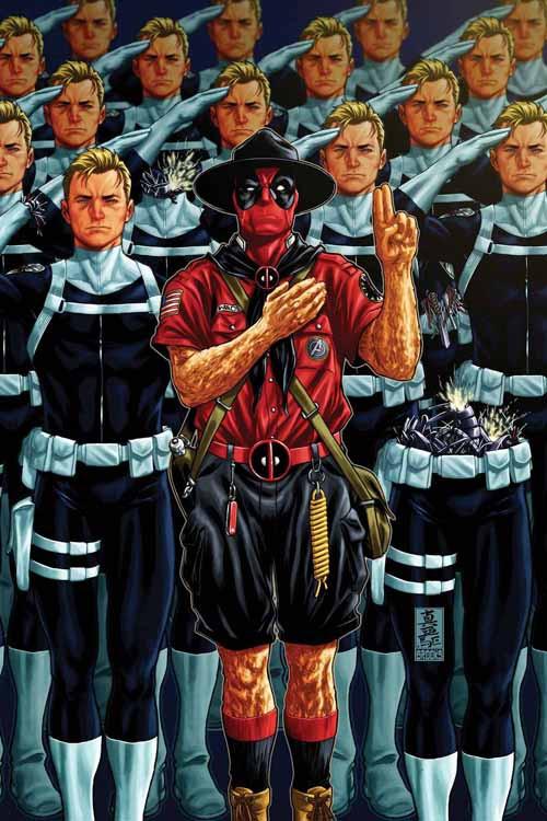 Deadpool #22 -- NOV130695