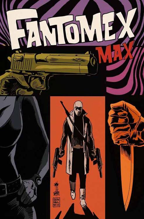 Fantomex Max #4 (of 4) (Mature Readers) -- NOV130699