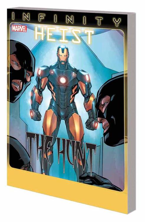 Infinity TPB Heist Hunt -- Avengers X-Men X-Force -- NOV130708