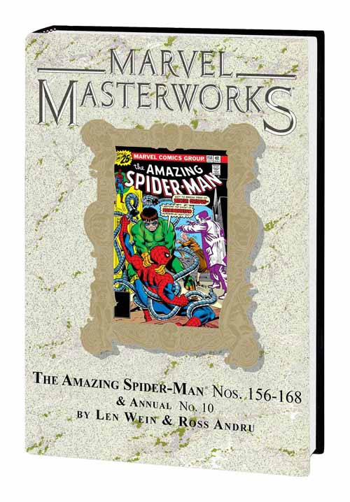 Marvel Masterworks Amazing Spider-Man HC 16 DM Variant 205 -- NOV130713