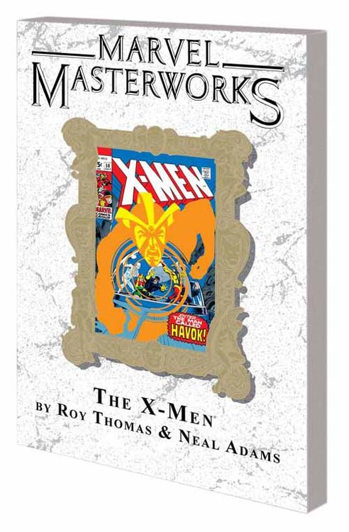 Marvel Masterworks MMW X-Men TPB 06 DM Variant Edition 61 -- NOV130715