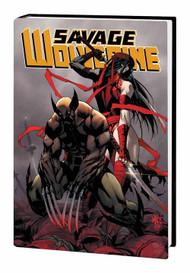 Savage Wolverine Prem HC 02 Hands On Dead Body -- Avengers -- NOV130717