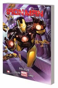 Iron Man TPB Vol 01 Believe -- Avengers -- NOV130718